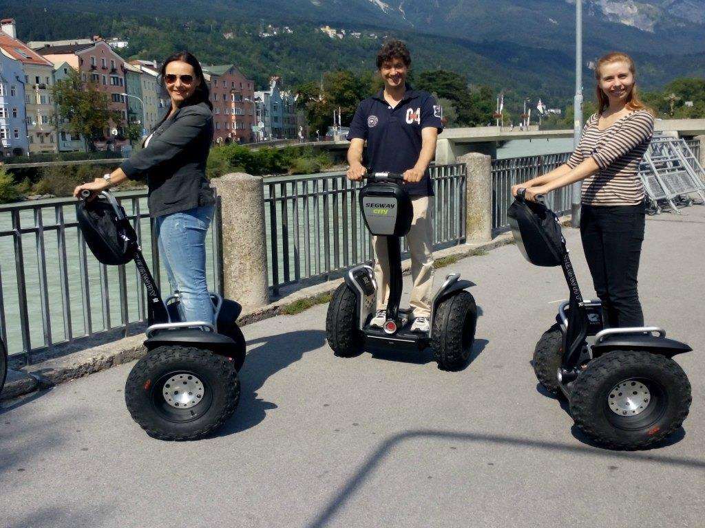 Segway City Tour