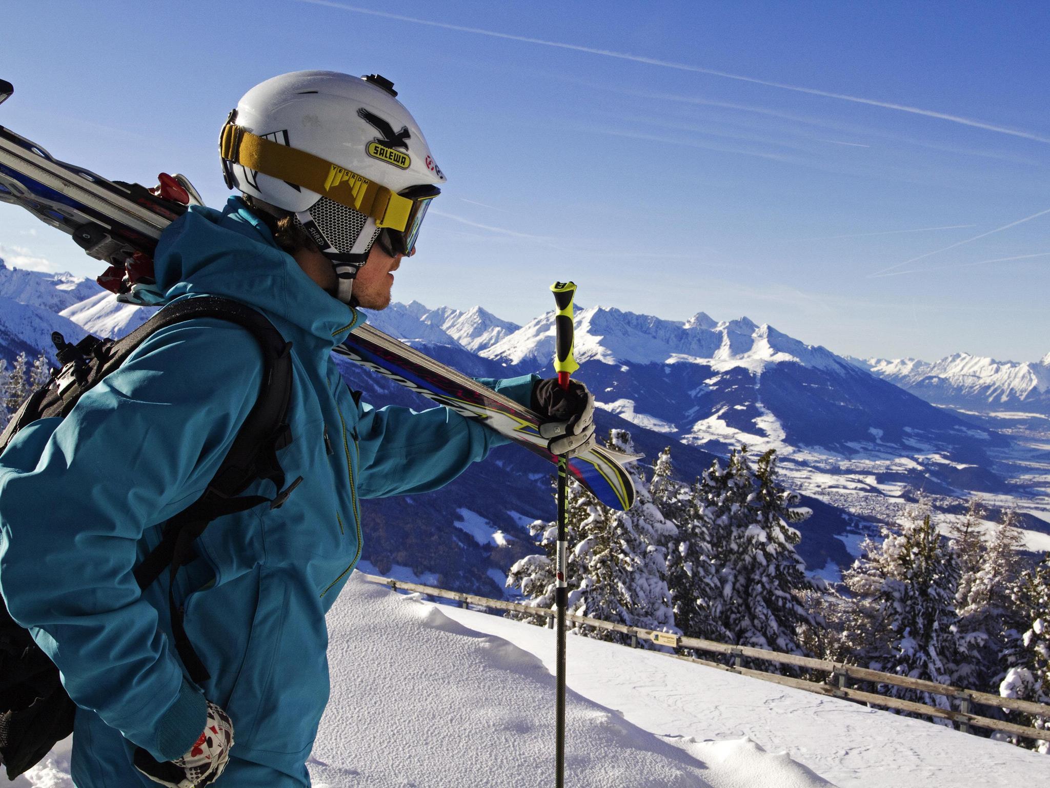 snowsport IGLS - Andrea Platzer-Stotter