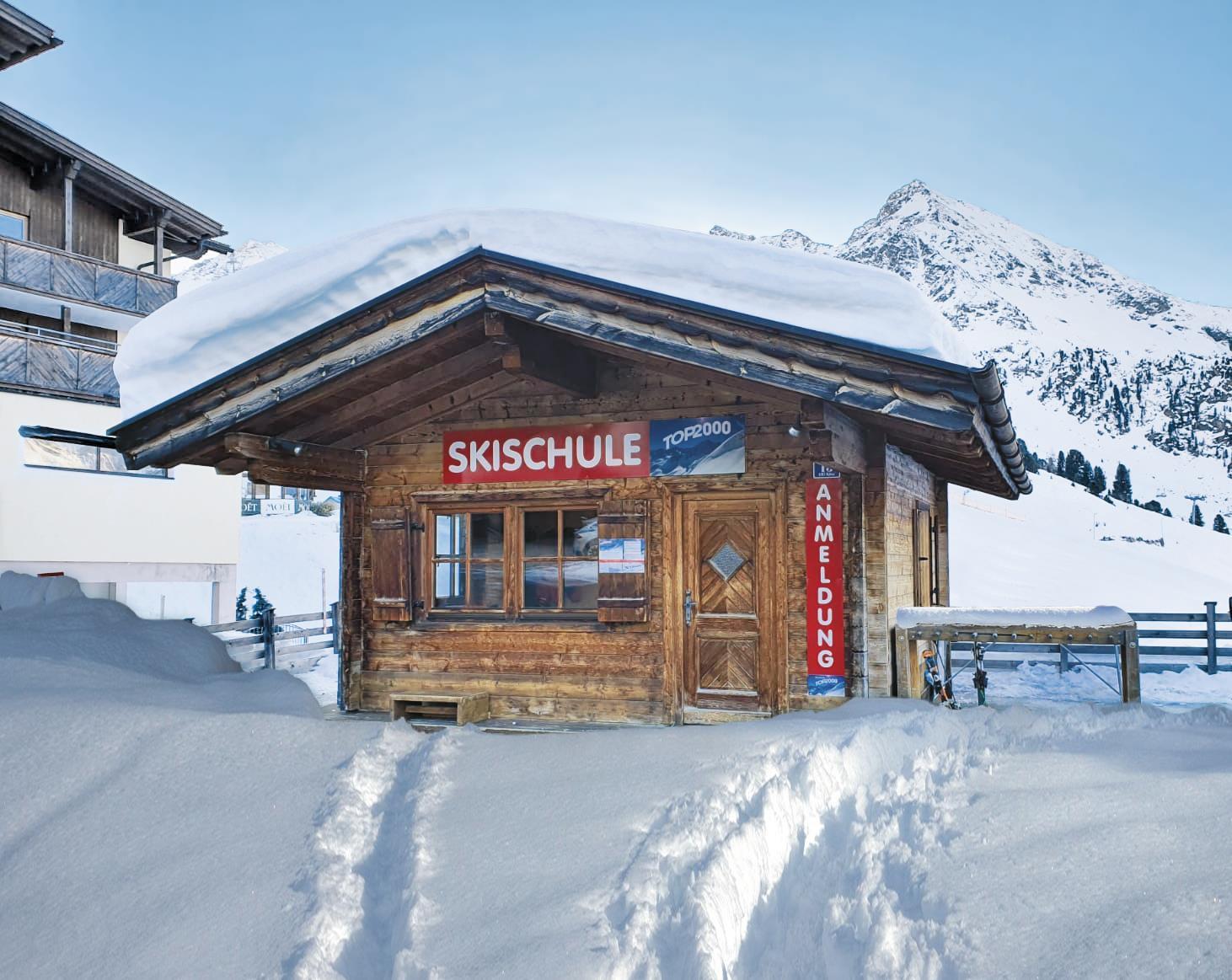 Skischule Top2000
