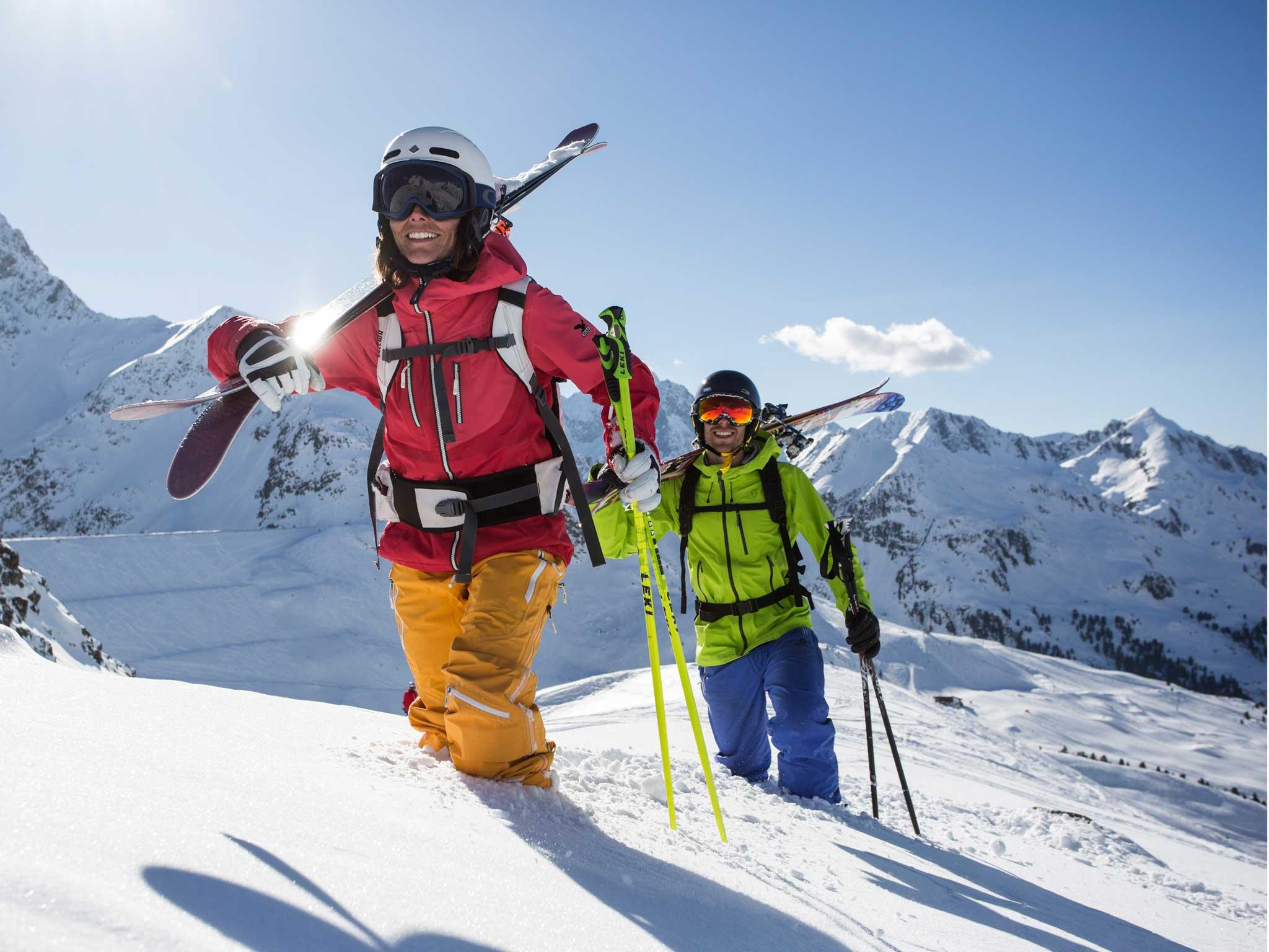 Skischule - Snowsport Guiding Tyrol