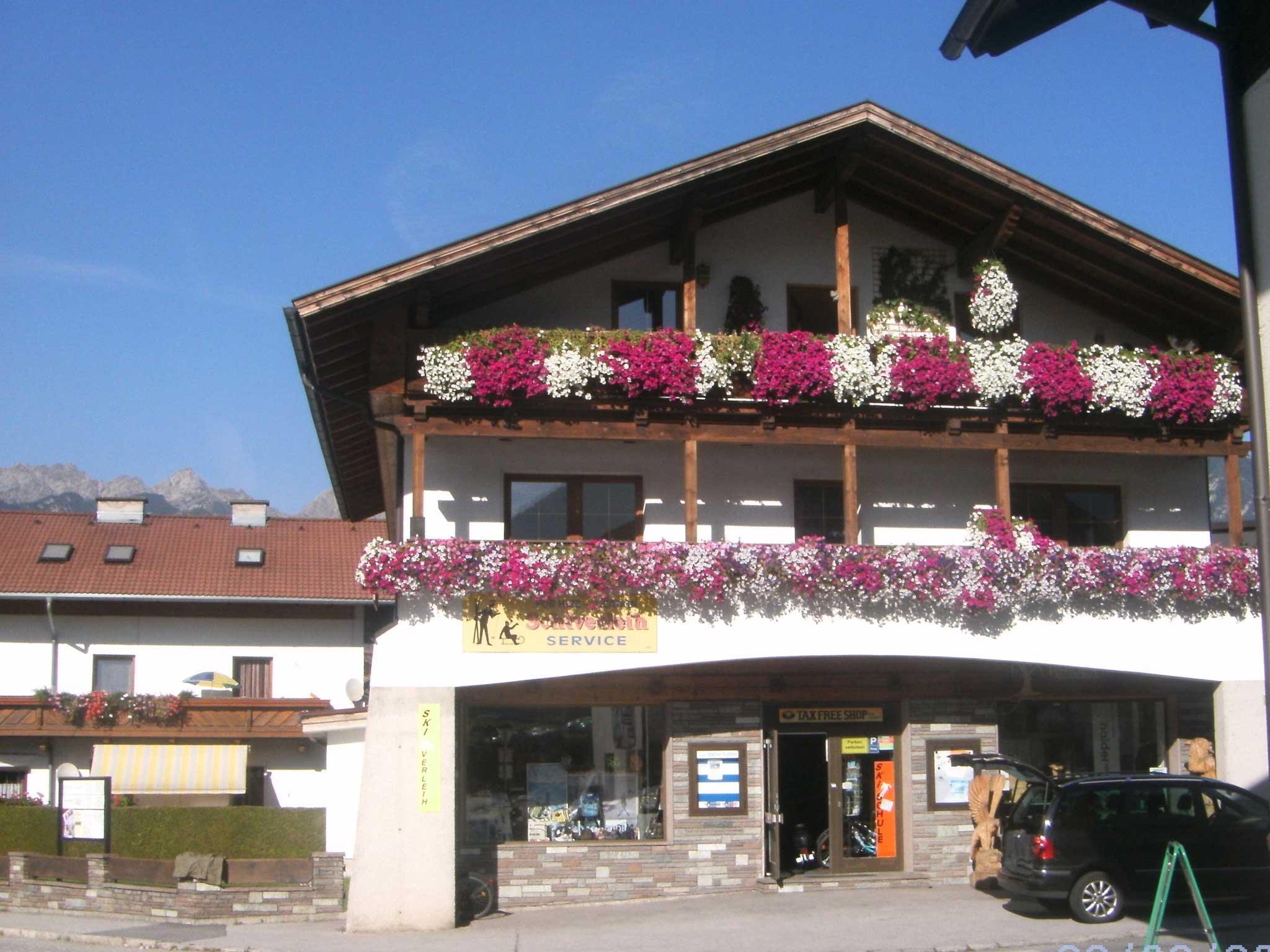 Sportgeschäft Innsbruck