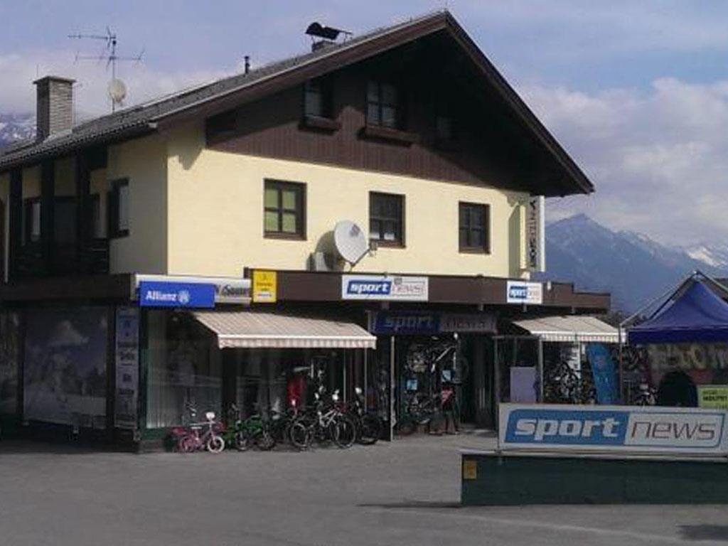 Sport News Axams - Bikeverleih