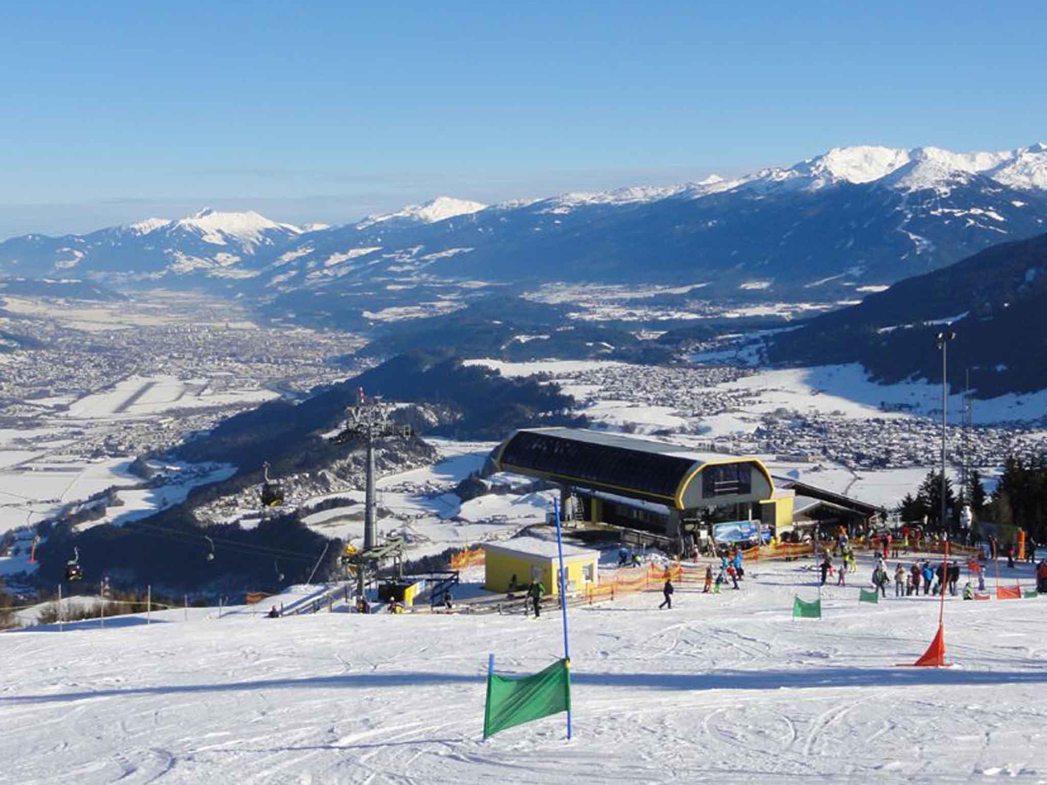 Aussichtspunkt Inntalblick Oberperfuss/Stiglreith