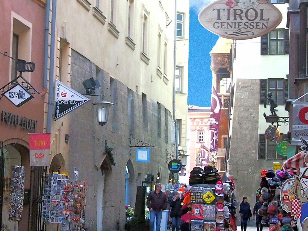 Tourismus in Tirol