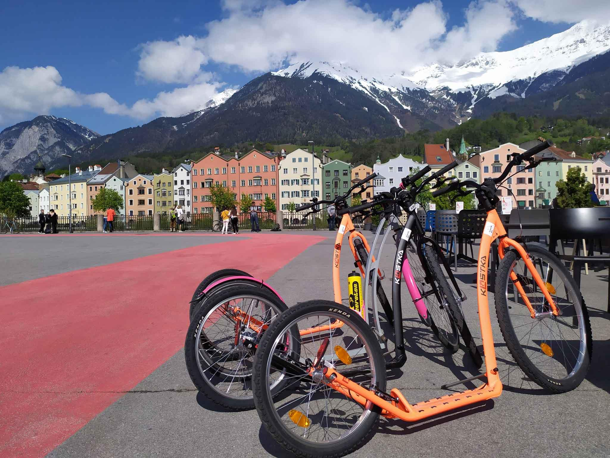 Tretroller Tirol
