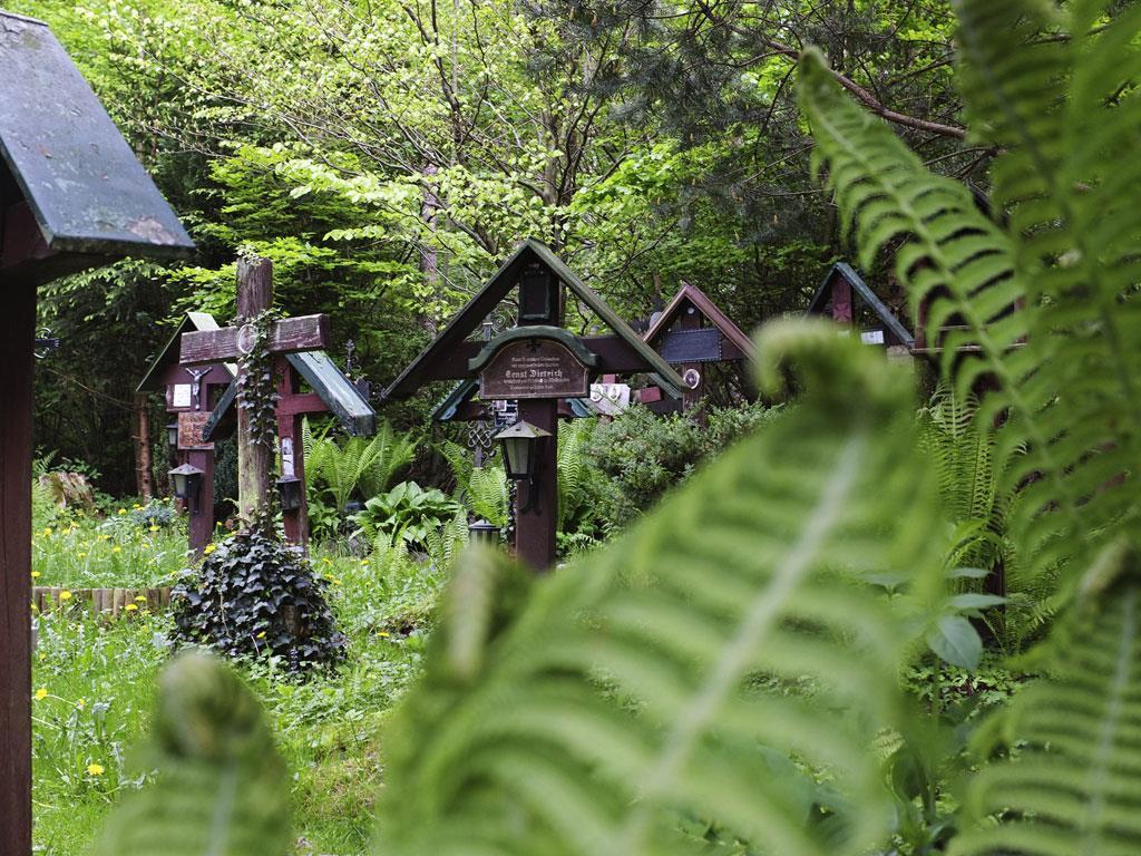 Tummelplatz Historischer Waldfriedhof