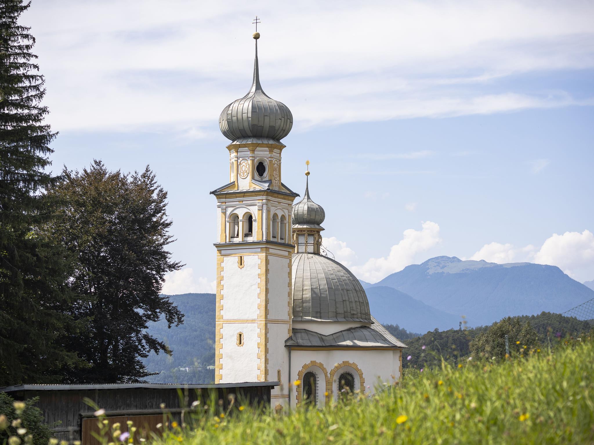 Wallfahrtskirche Mariahilf am Birkenberg