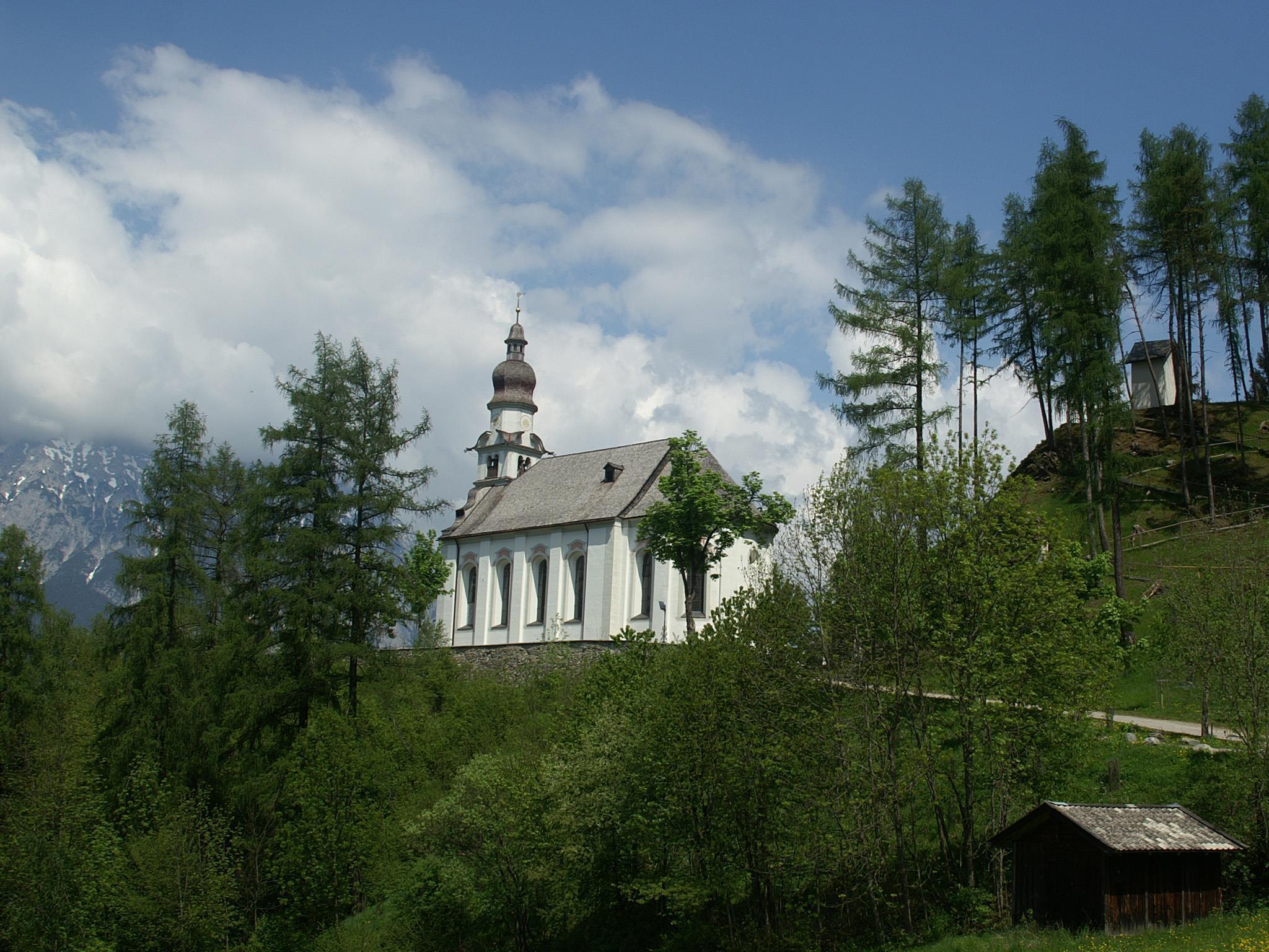Wallfahrtskirche zum Heiligen Antonius