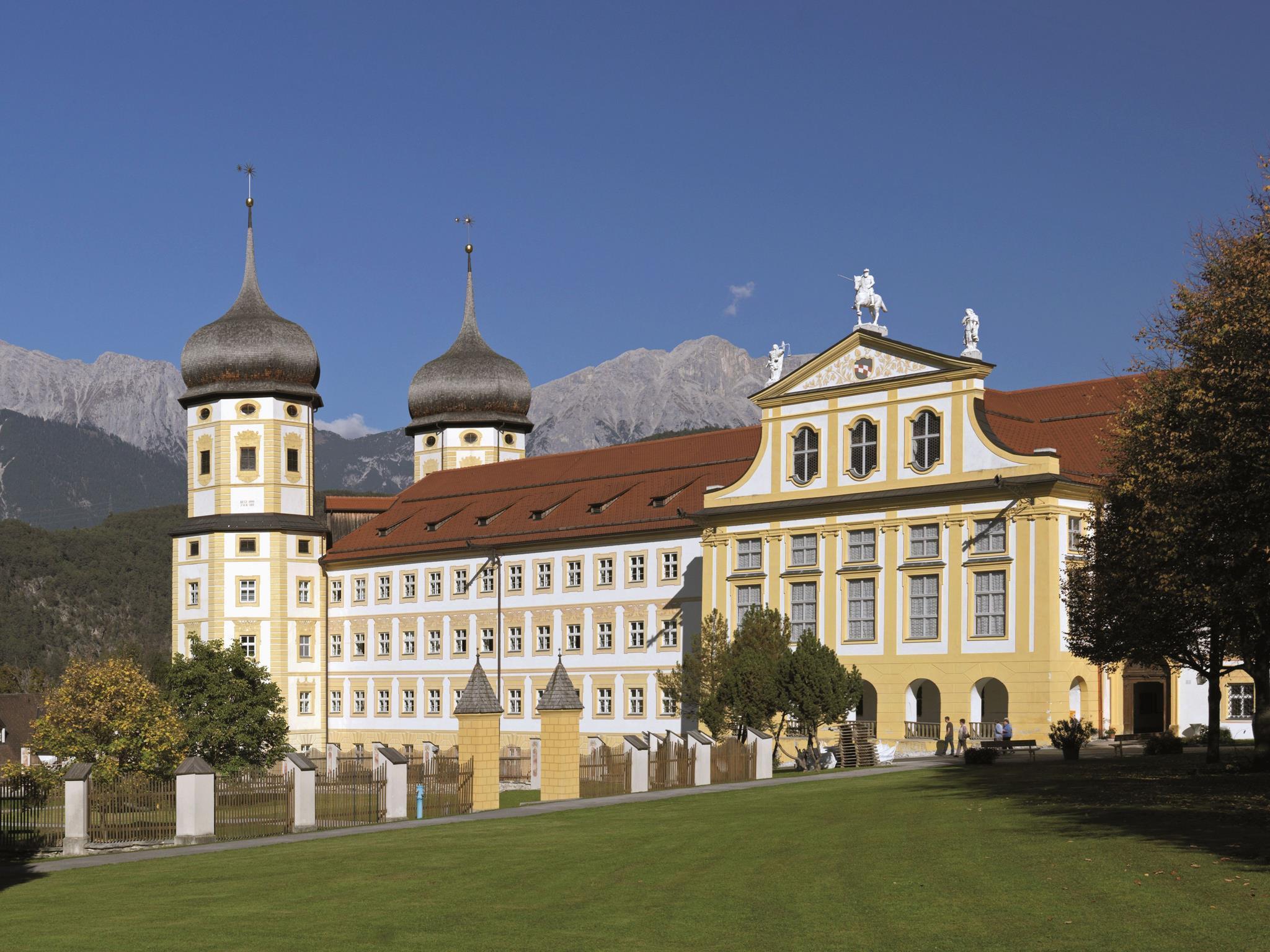 Zisterzienserkloster Stift Stams
