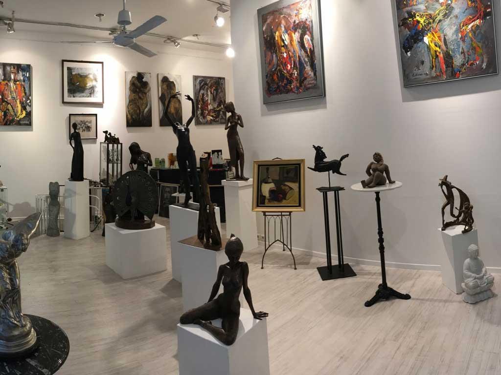 Galerie Kunsthandel Tillian